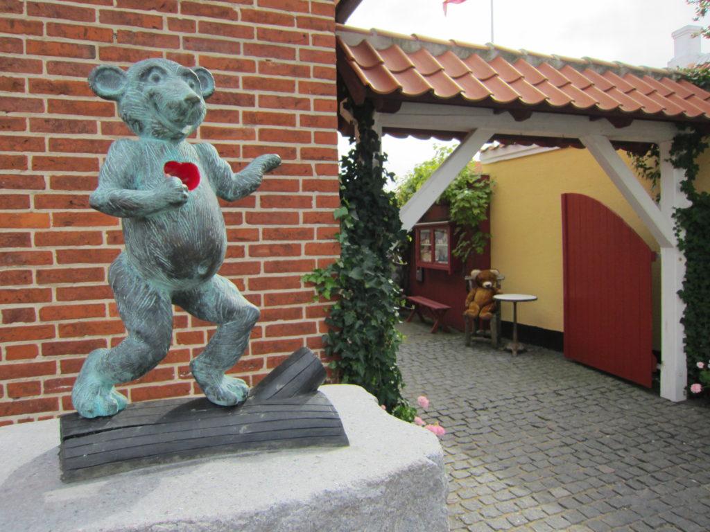 Bjørnen facade